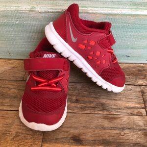 Nike flex run toddler sneakers 5c unisex